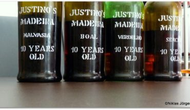 Justino's 10 Years Old Wines