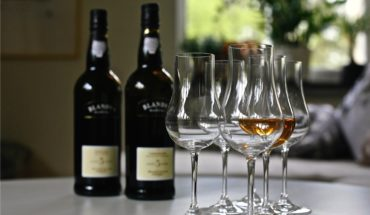 Riedel glass Madeira wine